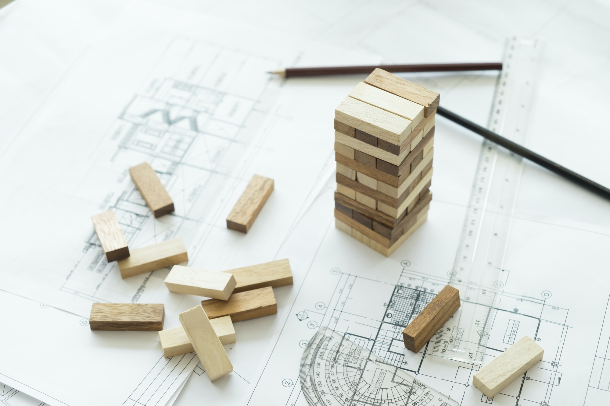 Planning, risk and strategy of project management in business